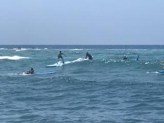 SB Surfing